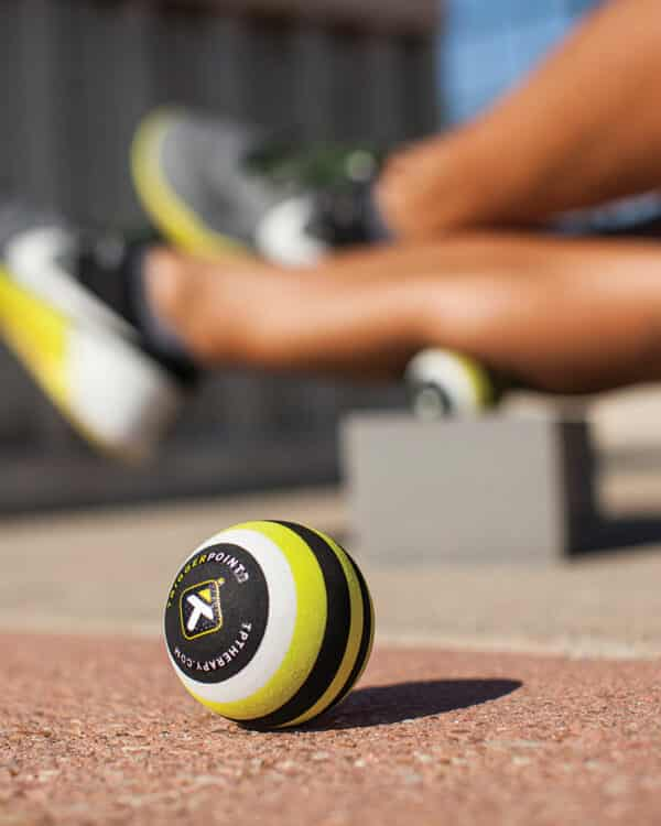 MB1 Massage Ball on ground