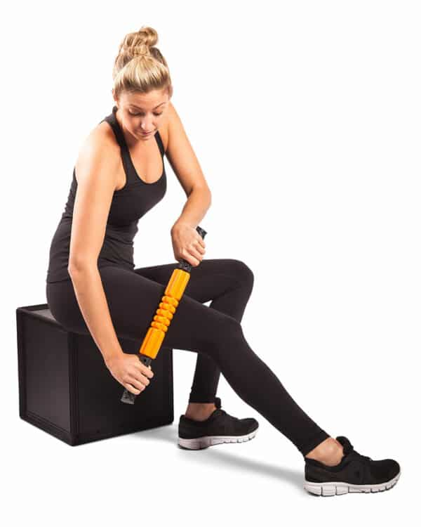 Recovering thigh muscles with STK