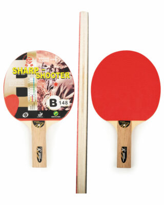1 Star Table Tennis Paddle Sharp Shooter