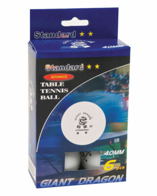 2 Star Balls Pack of 6