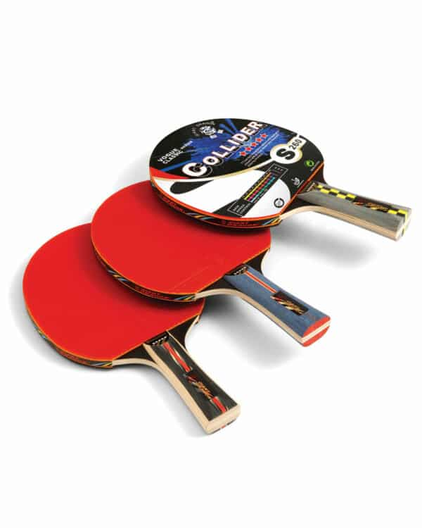5 Star Table Tennis Paddle Collider