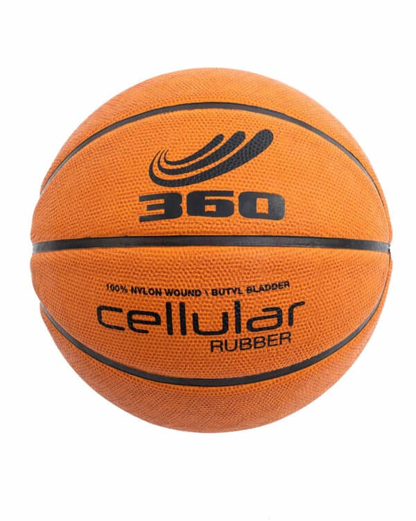 Cellular Composite Basketball Orange