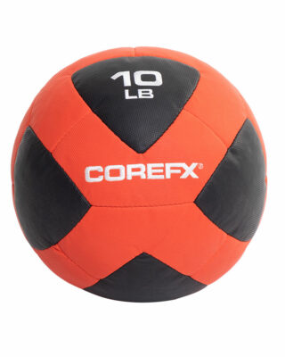 Close up look at the COREFX Wall Ball
