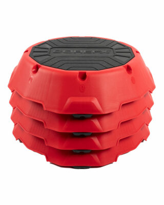 Stack of COREFX Aerobic Step Risers