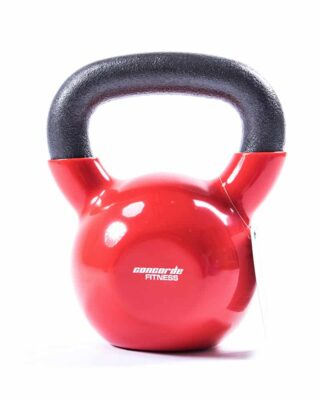 Concorde Kettlebell 35lb in red