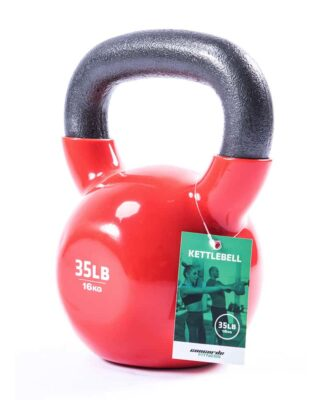 side view of the Concorde Kettlebell