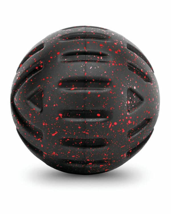 side view of the universal massage ball